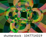 abstract colorful background... | Shutterstock . vector #1047714319