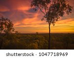 Cobbold Gorge Outback Sunset
