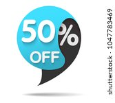 special offer sale red tag... | Shutterstock .eps vector #1047783469