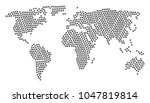 International Map Mosaic...