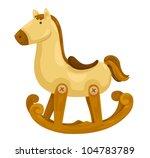 Rocking Horse Vector...