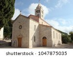 cara  croatia   march 22  saint ... | Shutterstock . vector #1047875035