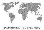 international atlas pattern...   Shutterstock .eps vector #1047887599