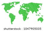 geographic atlas composition... | Shutterstock .eps vector #1047905035