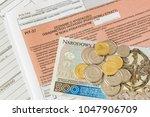 bielsko biala  poland   march... | Shutterstock . vector #1047906709