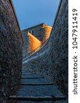 steps to the saint nicolas...   Shutterstock . vector #1047911419