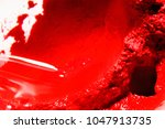abstract background with red... | Shutterstock . vector #1047913735