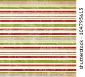 christmas striped background | Shutterstock . vector #104795615
