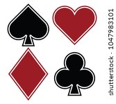 A Set Of Simple Vector Poker...