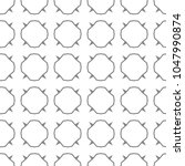 seamless vector pattern.... | Shutterstock .eps vector #1047990874