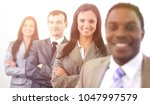 group of young business people | Shutterstock . vector #1047997579