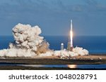 Rocket Launch. Elements Of Thi...
