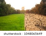 global warming concept image... | Shutterstock . vector #1048065649