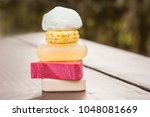a colourful selection of... | Shutterstock . vector #1048081669