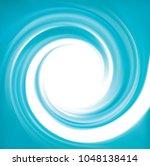 vibrant tiffany helix rotary...   Shutterstock .eps vector #1048138414