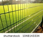 lawn field for playing... | Shutterstock . vector #1048143334