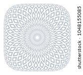 abstract design element.... | Shutterstock .eps vector #1048155085