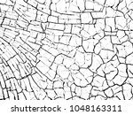 white black grey wall with... | Shutterstock . vector #1048163311