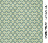 Stock photo seamless geometric pattern on paper texture classic background 104821637