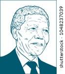 Nelson Rolihlahla Mandela....