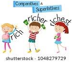 english grammar for... | Shutterstock .eps vector #1048279729