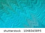 light blue vector pattern with... | Shutterstock .eps vector #1048365895