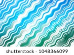 light blue  green vector... | Shutterstock .eps vector #1048366099