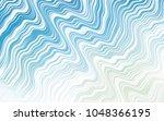 light blue vector template with ... | Shutterstock .eps vector #1048366195