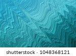light blue vector pattern with... | Shutterstock .eps vector #1048368121
