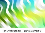 light blue  yellow vector... | Shutterstock .eps vector #1048389859