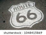 Symbol Of Mythical Route 66...