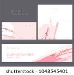 identity style. design... | Shutterstock .eps vector #1048545401