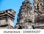 siem reap  angkor  cambodia  ...   Shutterstock . vector #1048554257