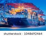 hamburg  germany   march 15 ... | Shutterstock . vector #1048692464