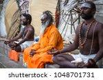 varanasi  india   mar 15  2018  ...   Shutterstock . vector #1048701731
