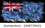 ross dependency smoke flag  new ... | Shutterstock . vector #1048729631