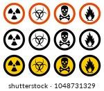 industry concept. set of... | Shutterstock .eps vector #1048731329