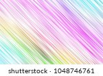 light multicolor  rainbow... | Shutterstock .eps vector #1048746761