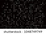 dark silver  gray vector cover... | Shutterstock .eps vector #1048749749