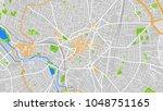 art map city dijon | Shutterstock .eps vector #1048751165