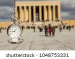 turkey  ankara  ataturk's... | Shutterstock . vector #1048753331
