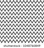 horizontal black and white... | Shutterstock .eps vector #1048760849