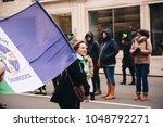 london   uk   03 17 2017 ... | Shutterstock . vector #1048792271