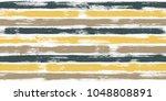 hipster watercolor brush... | Shutterstock .eps vector #1048808891
