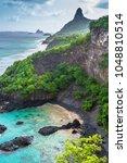 fernando de noronha  brazil | Shutterstock . vector #1048810514