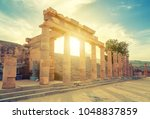 Ruins Of Ancient Temple In...