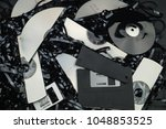 data security   data protection | Shutterstock . vector #1048853525
