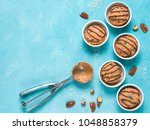 safe to eat raw monster cookie... | Shutterstock . vector #1048858379