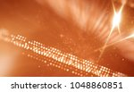 abstract bright red motion... | Shutterstock . vector #1048860851