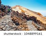tenerife  spain  june 07  2015  ... | Shutterstock . vector #1048899161